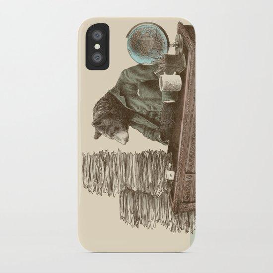 Bearocrat iPhone Case