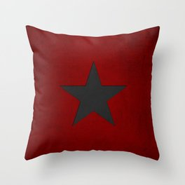 Winter Soldier Book Throw Pillow