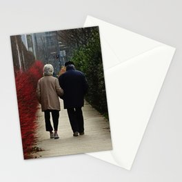 Love of my life | Street Photography | Photojournalism Stationery Cards