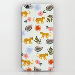 Made By Jens Pattern iPhone Skin