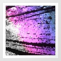 pastel Art Prints featuring pAsTel by 2sweet4words Designs