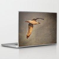 bioshock infinite Laptop & iPad Skins featuring Infinite by Elke Meister