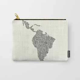 latinoamerica Carry-All Pouch