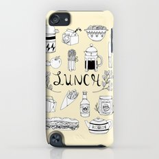 Lunch iPod touch Slim Case
