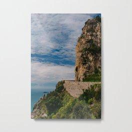 Amalfi Coast Drive XXIV Metal Print