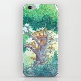 Tree Top iPhone Skin