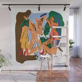 Picasso Wall Mural