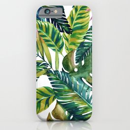 banana life iPhone Case