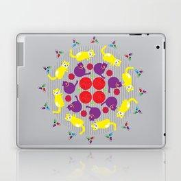 Fancy Felines Laptop & iPad Skin