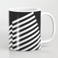 bands Mugs featuring Blacknote Bands R. by blacknote