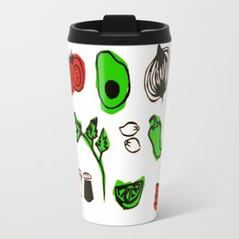 Let's Give Them Something to Guac About Travel Mug
