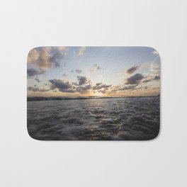 Australian Sunrise Bath Mat