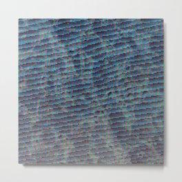 Wave 1 Metal Print