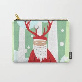 Undercover Santa Carry-All Pouch