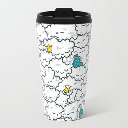 A Cloudy Night Travel Mug