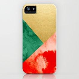 Holiday Spirit #society6 #buyart #decor iPhone Case