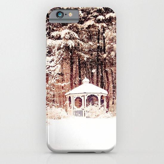 SnowEnchanted iPhone & iPod Case