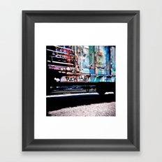 Better Yet:   to FUCK!, with LOVE  Framed Art Print