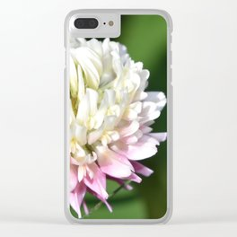 Flower | Flowers | One Clover Flower | Nature Photography | Nadia Bonello Clear iPhone Case