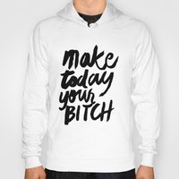 motivation Hoodies featuring Motivation by Motivational