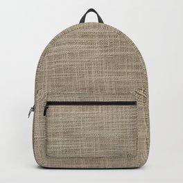 Gunny cloth Backpack