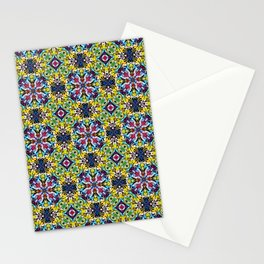 Native American Fashion Pattern Nine Stationery Cards