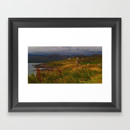 Drumchork Framed Art Print
