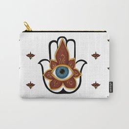 Khamsa Carry-All Pouch