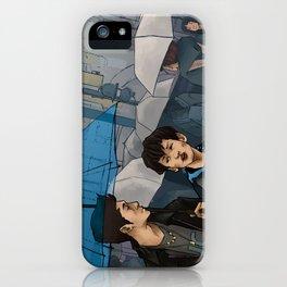 shibuya scramble iPhone Case