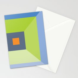Magic Pyramid Stationery Cards