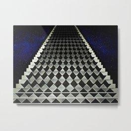Lebowski's Condition Metal Print