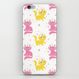 Magical Unicats! (Alternative Colorway) iPhone Skin