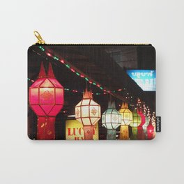 Loi Krathong Carry-All Pouch