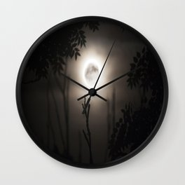 Silhouettes Wall Clock