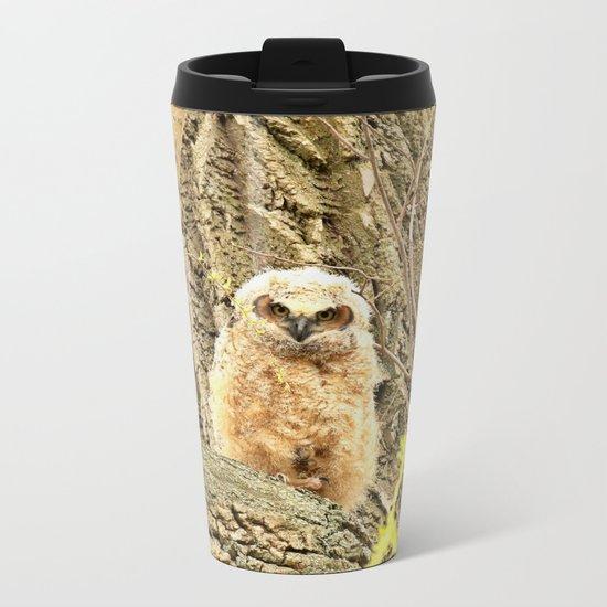 Get A Grip Metal Travel Mug