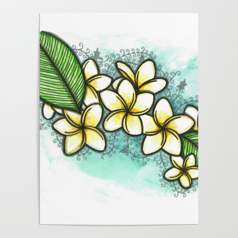 Hawaiian Sun Poster By Sakuraforeverb1