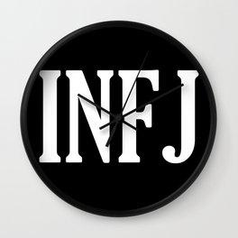 INFJ Wall Clock
