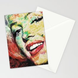 Marylin Happy Abstract Stationery Cards