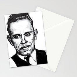 John Dillinger Mug Shot Stationery Cards