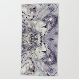 Obsidian Beach Towel