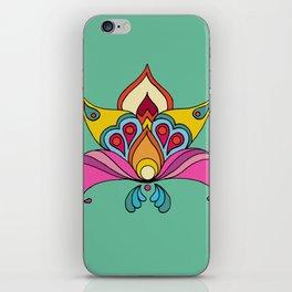Persian Flower  iPhone Skin
