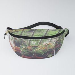 Brooklyn Balcony Gardening Fanny Pack