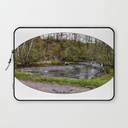 Back-Road Creek Laptop Sleeve