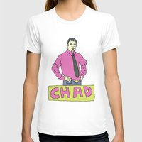 chad wys T-shirts featuring chad by gutswav