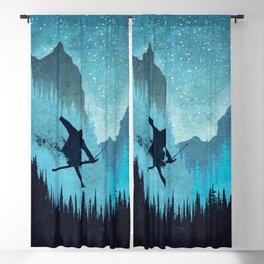 Ride Ski Blackout Curtain
