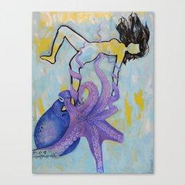 The Everglow Canvas Print