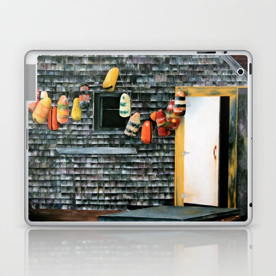 Buoy Oh Buoy Laptop & iPad Skin