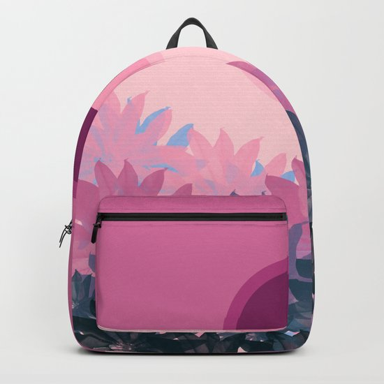 Summer Time 7 Backpack