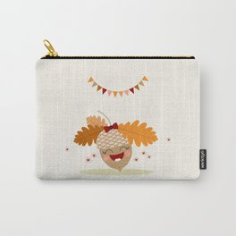 Gland orange Carry-All Pouch