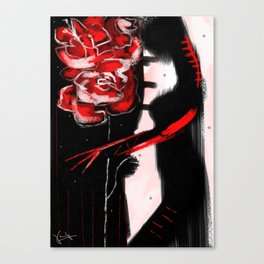 Wounds and Scars Canvas Print
